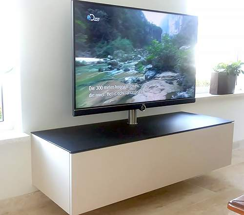 Tv Beugel Voor In Kast.Opgeleverde Projecten De Klein Audiovisuals Ewijk